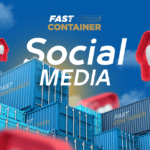 Fast Container | Social Media Designs