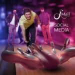 J Mall Qatar   Social Media Management