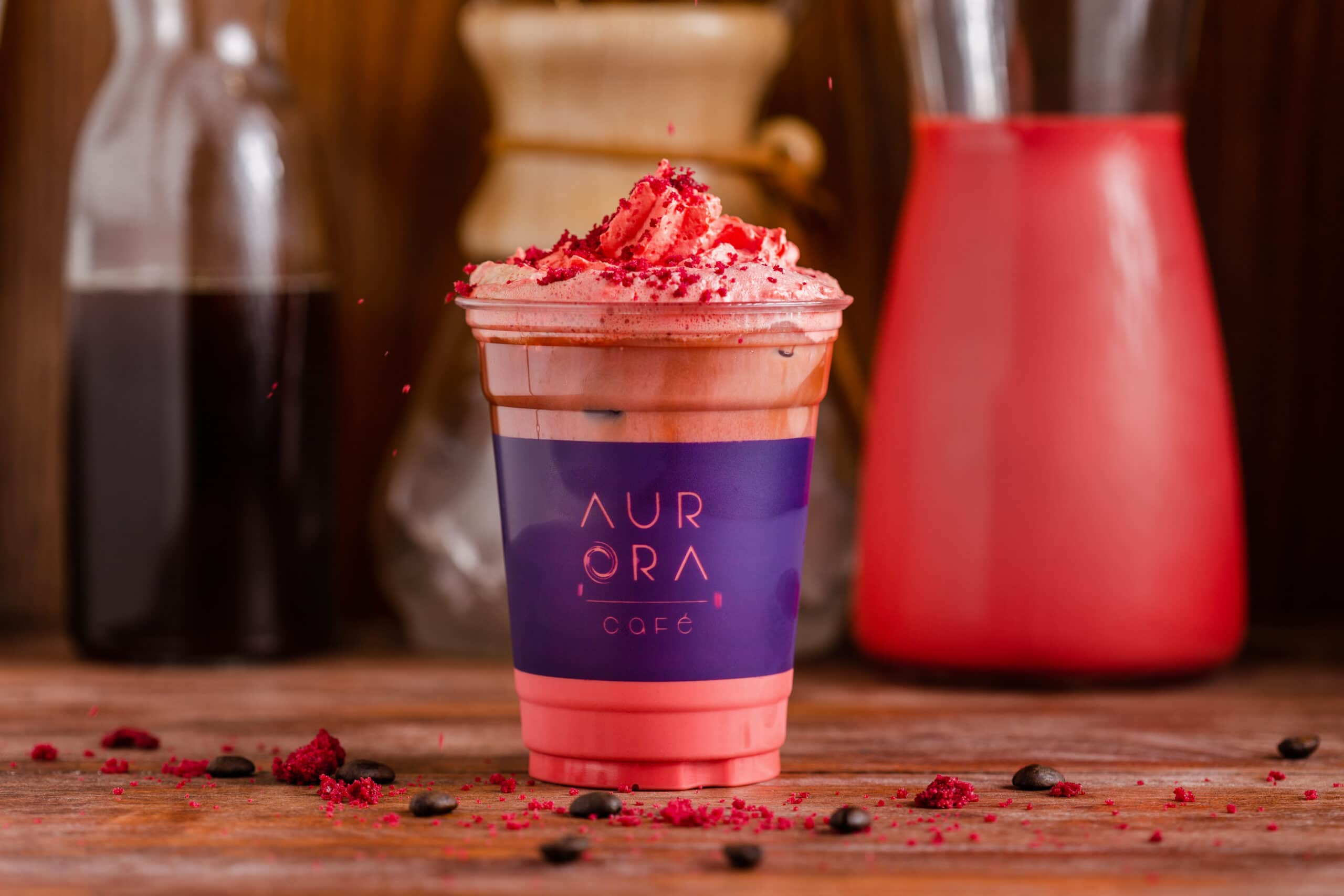 Aurora Cafe Qatar